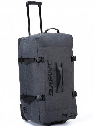 Mens Maxim Roller Bag Grey