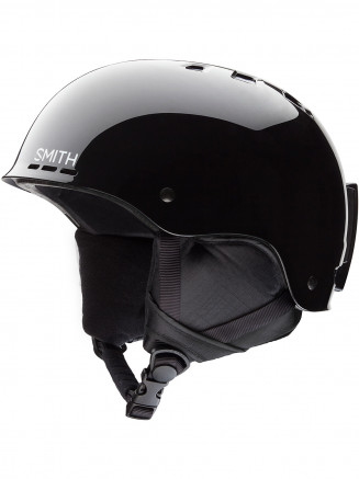 Kids Holt Junior Helmet Black