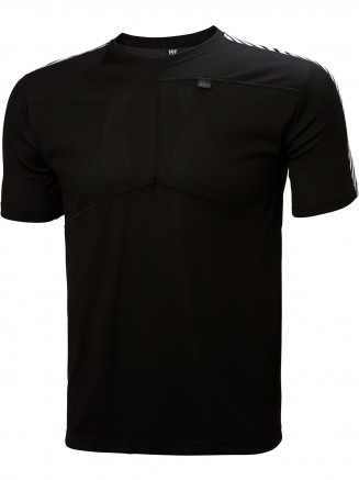 Mens Lifa Tee Black