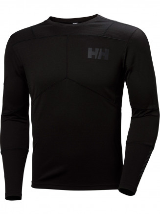Mens Lifa Active Crew Black