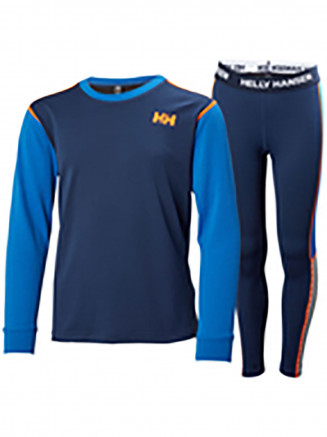 Mens Womens Lifa Active Set Blue