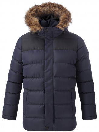 Kids Caliber Insulated Jacket Blue