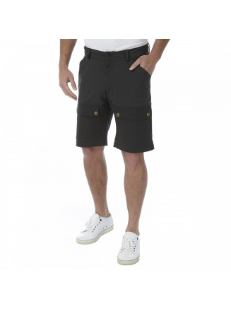 Mens Lennox Tcz Stretch Shorts Black