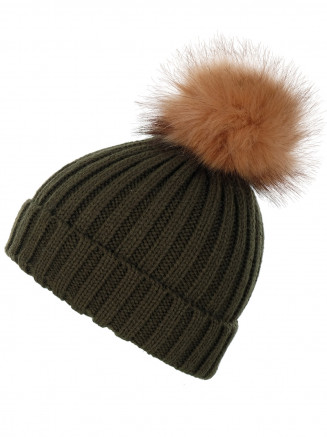 Mens Womens Stunner Beanie Green