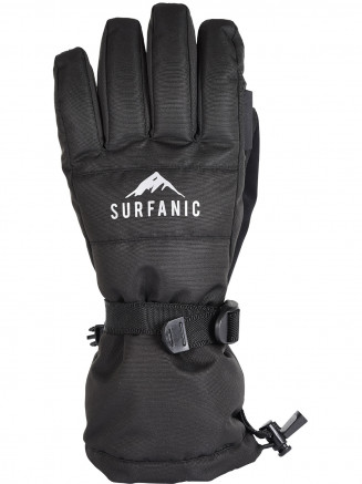 Mens Barrier Surftex Glove Black