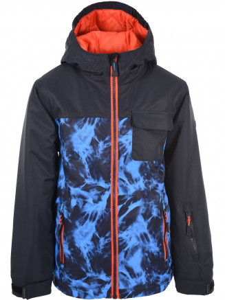 Boys Tricky Surftex Jacket Blue