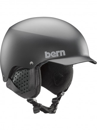 Mens Baker Helmet With Liner Black