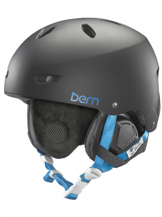 Womens Brighton Eps Helmet With Liner Black