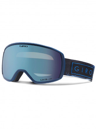 Womens Facet Goggles Blue