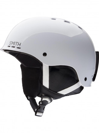 Kids Holt Junior Helmet White