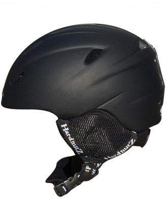 Adults Ski & Snowboard Helmet In-Mould Black