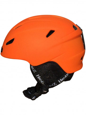 Casco de Esquí y Snow La tecnología in-mould Naranja