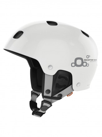 Adulto Receptor Bug casco blanco ajustable