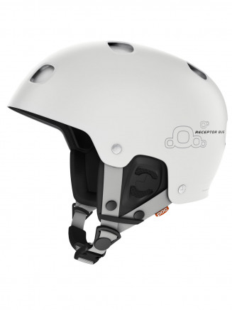 Receptor Adulto Plus casco blanco