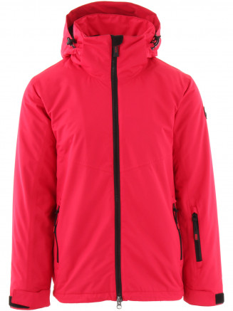 Mens Scout Surftex Jacket Red