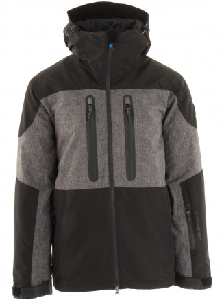 Mens Blacklake Hypadri Jacket Grey