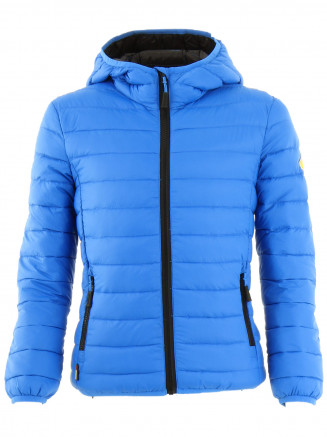 Boys Hawk Lightweight Down Jacket Blue