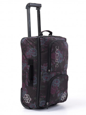 Mens Womens Kyber 40l Carry On Bag Black